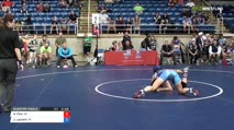 144 Quarter-Finals - Hailey Finn, New York vs Jayden Laurent, Wisconsin