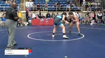 152 Quarter-Finals - Alexis Gomez, Illinois vs Kelani Corbett, Hawaii