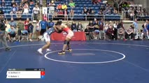164 Quarter-Finals - Dymond Guilford, California vs Korinahe Bullock, Illinois
