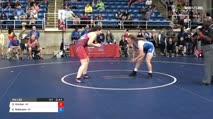 164 Quarter-Finals - Sydnee Kimber, Alaska vs Elisa Robinson, Kansas