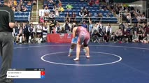 225 Quarter-Finals - Elizabeth Cervantes, Illinois vs Khadeja Ayers, New York