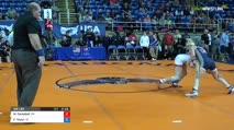 106 Quarter-Finals - Mckayla Campbell, Ohio vs Felicity Taylor, Iowa