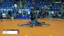 117 Quarter-Finals - Sierra Powell, Virginia vs Phoenix Dubose, Washington
