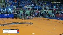 122 Quarter-Finals - Marisol Nugent, Maine vs Niya Teresita Gaines, California