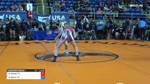 127 Quarter-Finals - Ronna Heaton, South Dakota vs Kaylee Moore, Washington