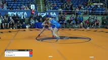 132 Quarter-Finals - Allison Petix, Nevada vs Breanna Douglas, Kansas