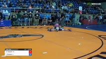 180 Quarter-Finals - Kaylee Seabolt, Georgia vs Isabeau Shalack, Illinois