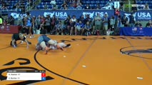 200 Quarter-Finals - Kylee Heaton, South Dakota vs Corey Burton, California