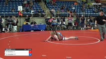 164 Round of 16 - Rebecca Hamilton, Utah vs Hailey Cancelleri, New York
