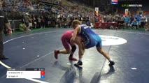 112 Quarter-Finals - Allie Grobarchik, Wisconsin vs Alisha Howk, Wisconsin
