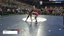 122 Quarter-Finals - Kourtney Boehm, Colorado vs Alexandra Herle, Texas