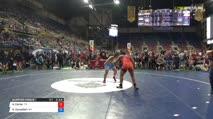164 Quarter-Finals - Andrena Carter, Texas vs Hailey Cancelleri, New York