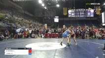 180 Quarter-Finals - Gabrielle Hamilton, Illinois vs Jesse Kirby, Virginia