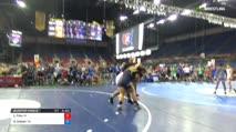 225 Quarter-Finals - Lavenia Fotu, Hawaii vs Arianna Cobian, California