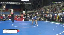 112 Semi-Finals - Autumn Gordon, Ohio vs Viktorya Torres, Washington