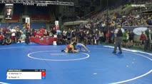 117 Semi-Finals - Alleida Martinez, California vs Sierra Powell, Virginia