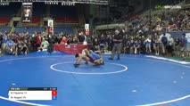 122 Semi-Finals - Gracie Figueroa, California vs Marisol Nugent, Maine