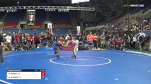 127 Semi-Finals - Ronna Heaton, South Dakota vs Xochitl Mota-Pettis, Texas