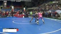 127 Semi-Finals - Macey Kilty, Wisconsin vs Brenda Reyna, Washington