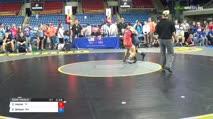 100 Semi-Finals - Charlie Hamer, Texas vs Emily Shilson, Minnesota