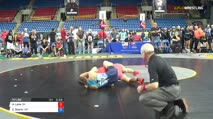 117 Semi-Finals - Ainslie Lane, Oklahoma vs Cameron Guerin, Washington