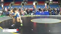 144 Semi-Finals - Brooke Logan, Arizona vs Jayden Laurent, Wisconsin