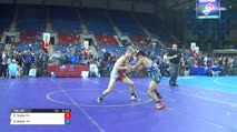 138 Consi of 4 - Carter Tuttle, Pennsylvania vs Alex Rubio, Washington