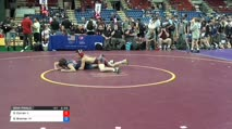 94 Semi-Finals - Danny Curran, Illinois vs Blaine Brenner, Wisconsin