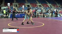 106 Semi-Finals - Matthew Ramos, Illinois vs Brenden Chaowanapibool, Washington