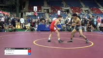 126 Semi-Finals - Reece Witcraft, Oklahoma vs Ryan Franco, California