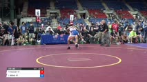 170 Semi-Finals - Tyler Hannah, Wisconsin vs Isaiah Alford, Nebraska