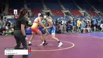 195 Semi-Finals - Ashton Sharp, Missouri vs Wyatt Hendrickson, Kansas