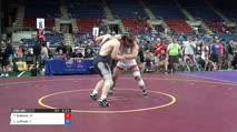 220 Semi-Finals - Tarik Sutkovic, Arizona vs Luke Luffman, Illinois