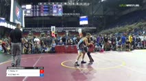 160 Quarter-Finals - Terrance Parks, New York vs Kenny O`Neil, Minnesota
