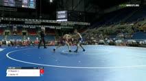 106 Semi-Finals - Dylan Ragusin, Illinois vs Jakason Burks, Nebraska