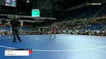 126 Semi-Finals - Joshua Jones, Pennsylvania vs Ryan Ripplinger, North Dakota