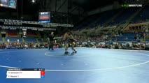 138 Semi-Finals - Kevon Davenport, Michigan vs Fidel Mayora, Illinois