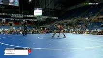 145 Semi-Finals - Franky Almaguer, Washington vs Alex Facundo, Michigan