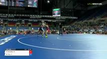 152 Semi-Finals - Kyle Knowles, Oklahoma vs Mckay Foy, Utah