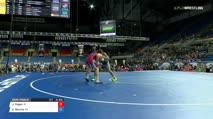 182 Semi-Finals - Jonathon Fagen, Idaho vs Connor Bourne, Nevada