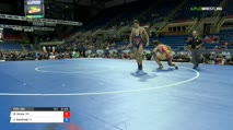 220 Semi-Finals - Braxton Amos, West Virginia vs Jacob Kaminski, Illinois