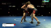 220 Finals - Braxton Amos, West Virginia vs Luke Luffman, Illinois