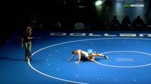 106 Finals - Mckayla Campbell, Ohio vs Vayle Baker, Pennsylvania