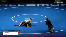 117 Finals - Alleida Martinez, California vs Cameron Guerin, Washington