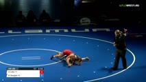 132 Finals - Alexandria Liles, Texas vs Breanna Douglas, Kansas