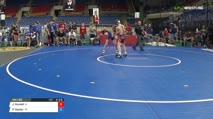 100 Semi-Finals - Jacob Rundell, Illinois vs Parker Decker, Texas