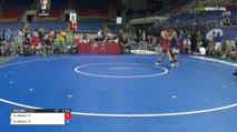 120 Semi-Finals - Nathan Rankin, Texas vs Brady Koontz, Wisconsin