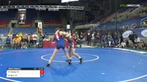 132 Semi-Finals - Dalton Young, Washington vs Riley Gurr, Montana