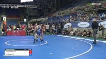 132 Semi-Finals - Jack Karstetter, Oklahoma vs Jason Shaner, Oregon