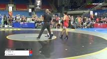 126 Semi-Finals - Jet Taylor, Oklahoma vs Alex Thomsen, Iowa